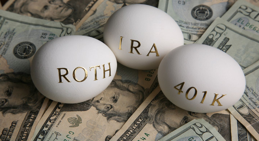 401k and IRA difference accounting
