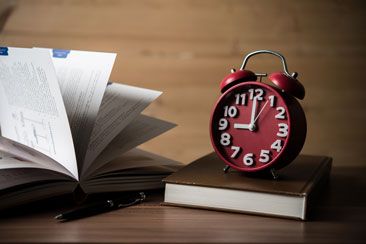 Receive the complete papers on time